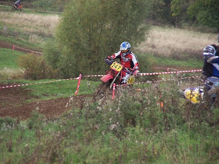Whaddon MX Barn Hill Farm Buckinghamshire Motocross, click to close